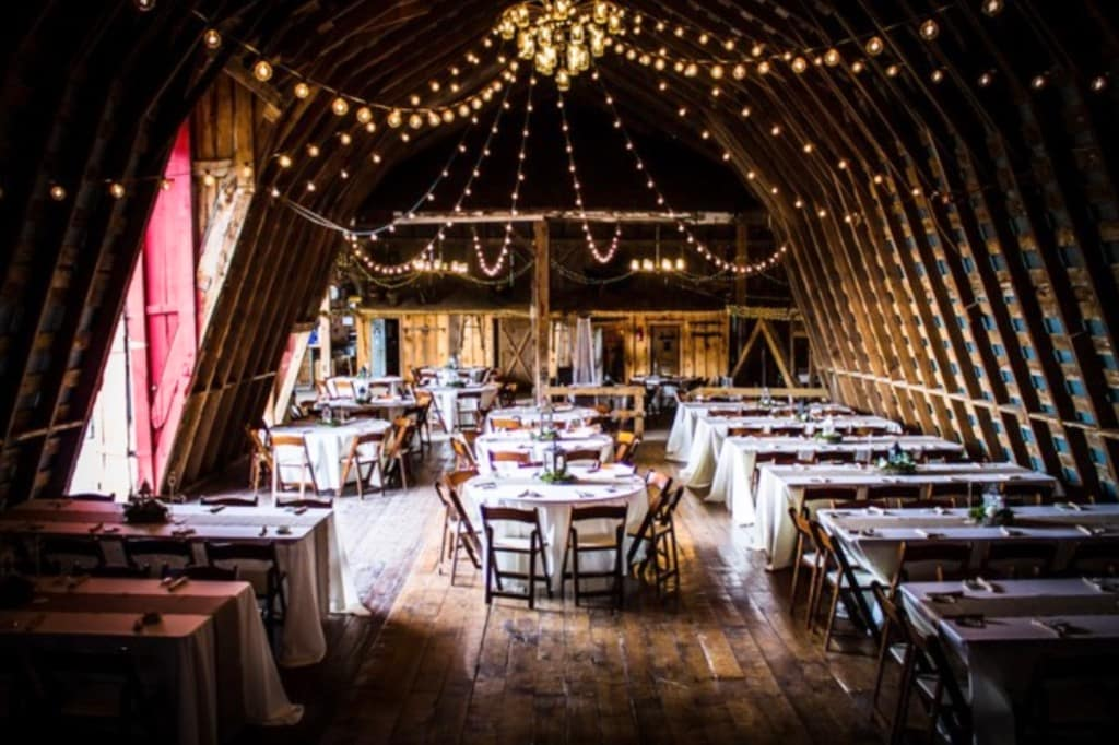 Barnes Barn Events