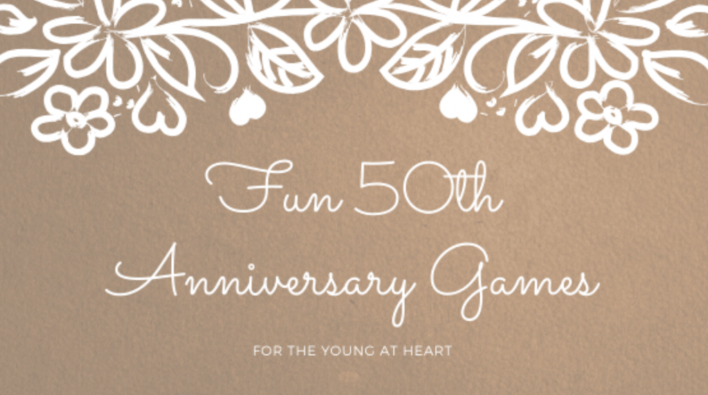 50th Anniversary Games