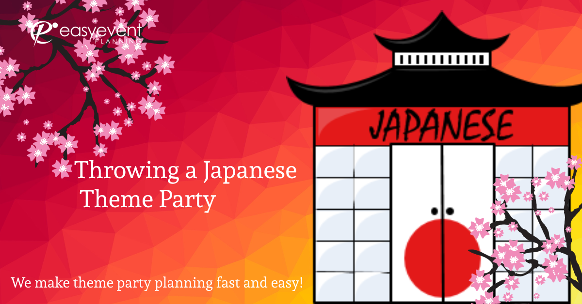 japanese-theme-party