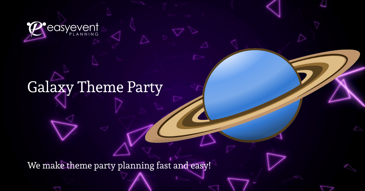 Galaxy Theme Party
