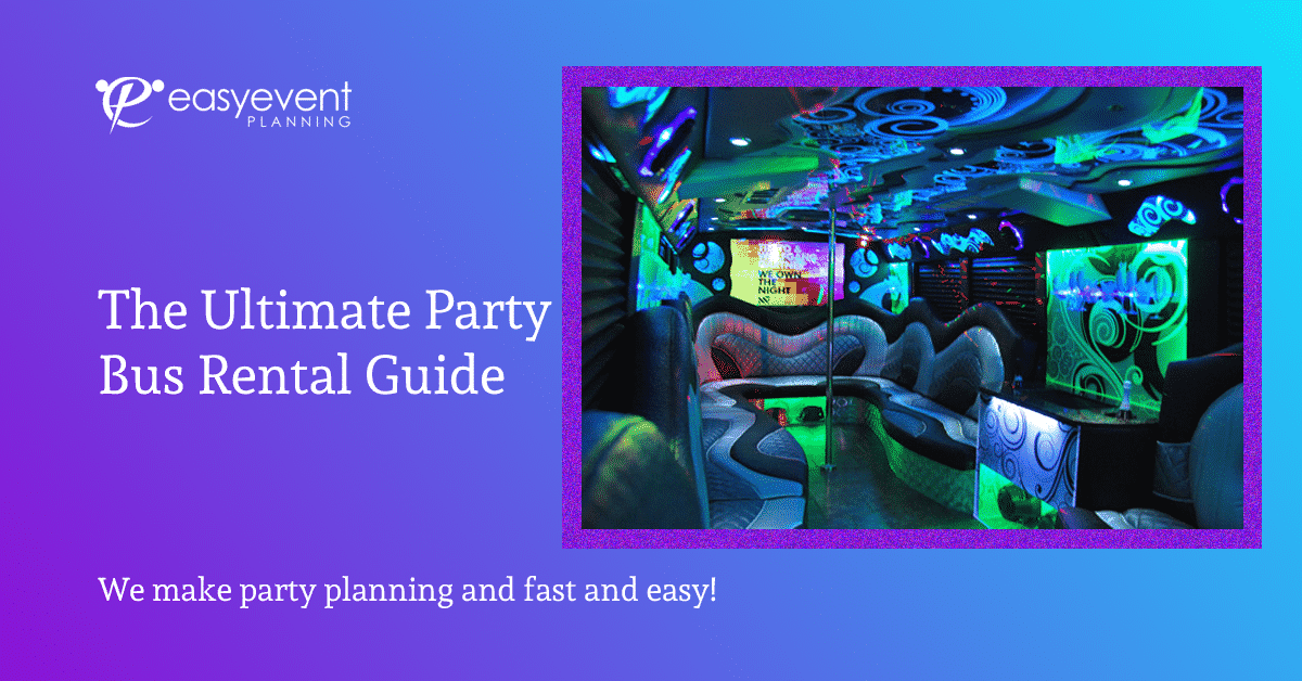 Party Bus Rental Guide