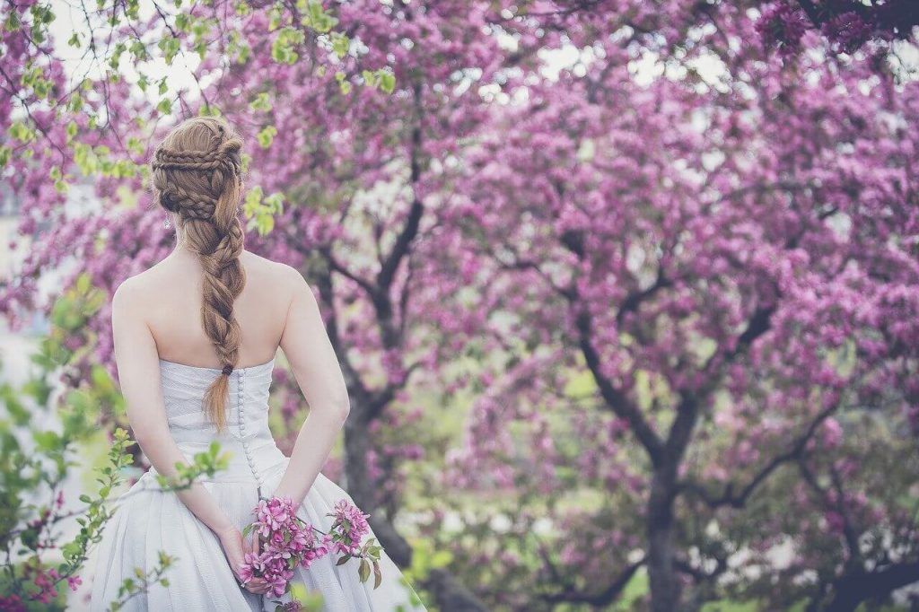 An Alluring Kind of Wedding Ceremony