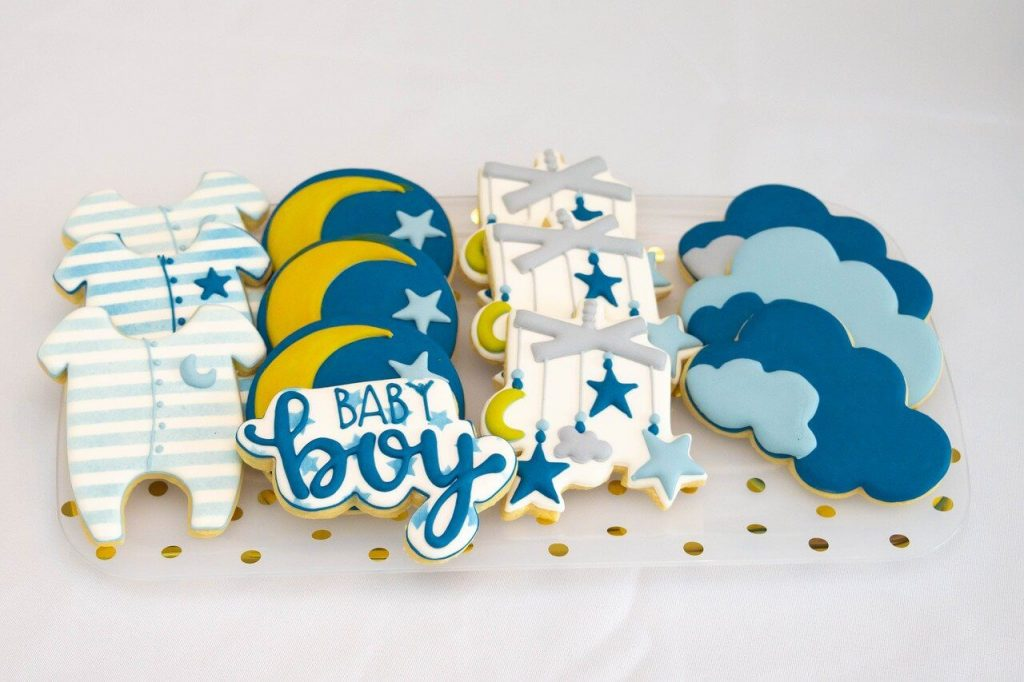 Unique Boy Baby Shower Themes