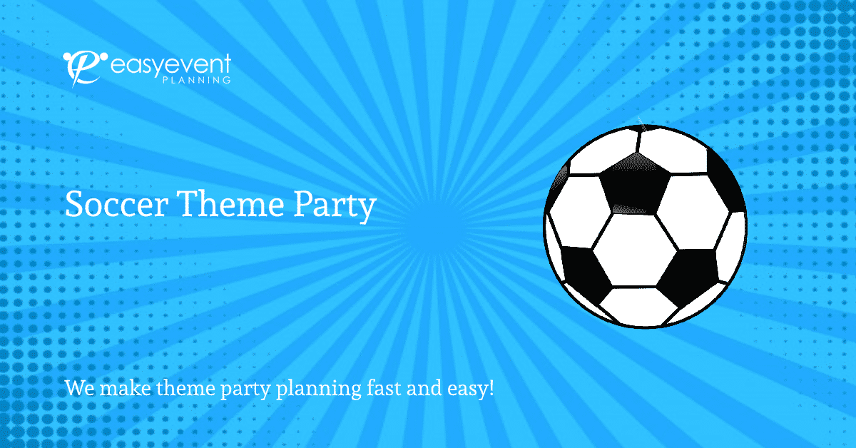 Soccer Theme Party