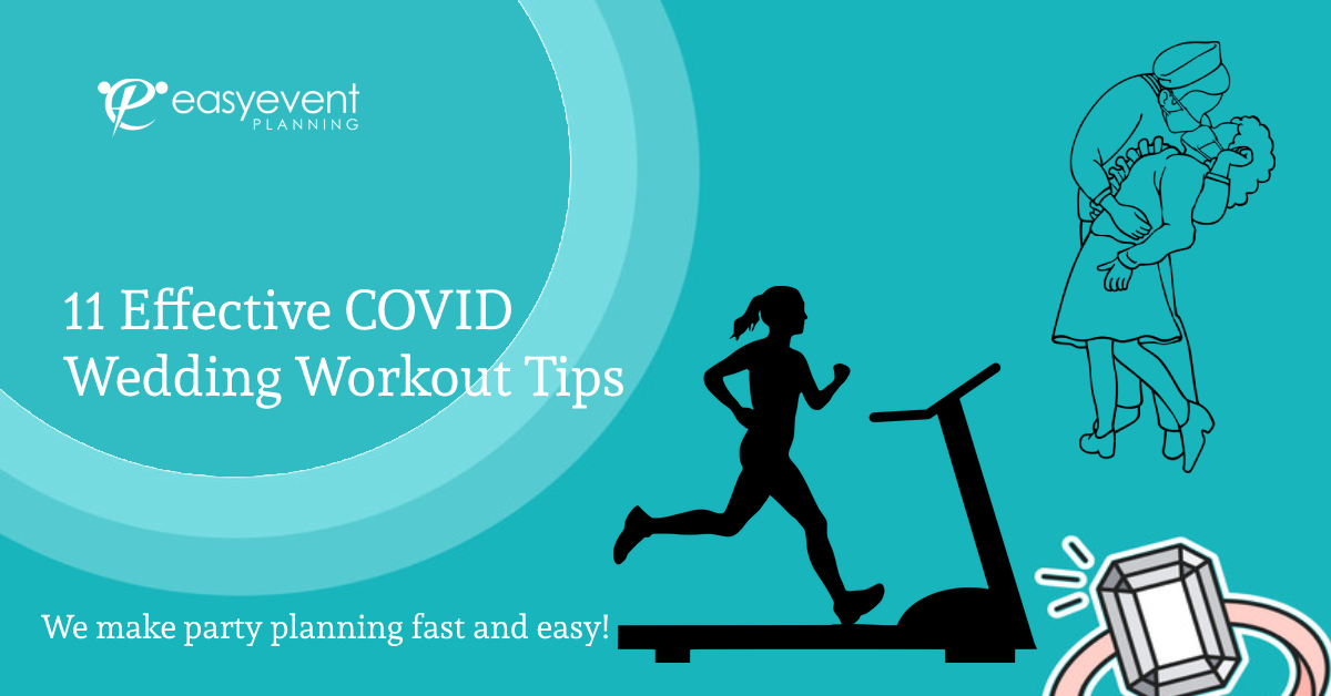 Effective COVID Wedding Workout Tips