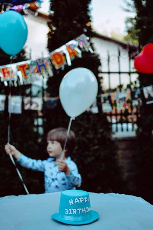 5 Reasons to Love Our Kid's Birthday Party Checklist