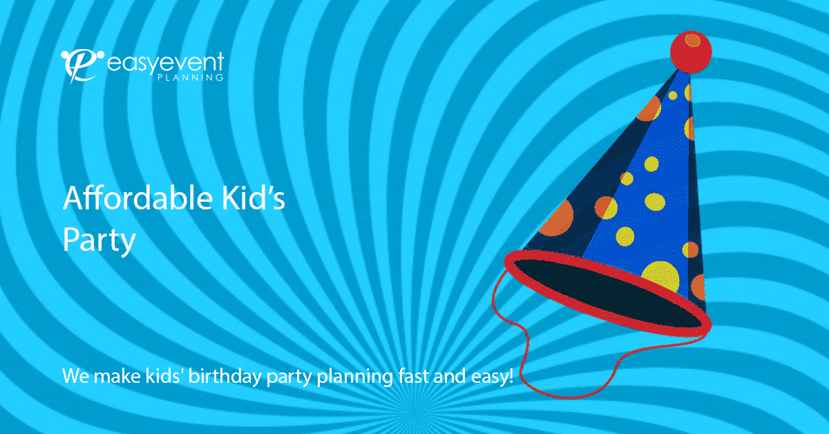 Affordable Kid's Party
