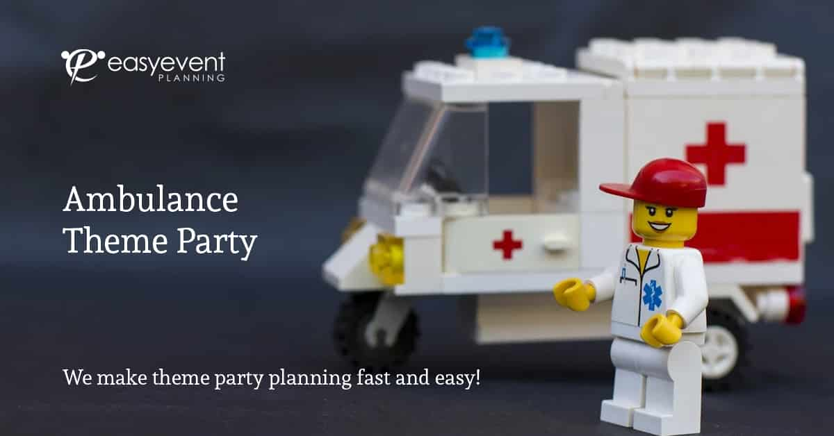 Ambulance Theme Party