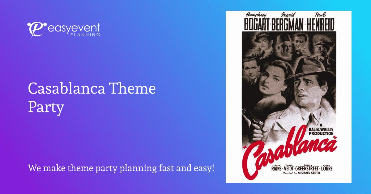 Casablanca-Theme-Party