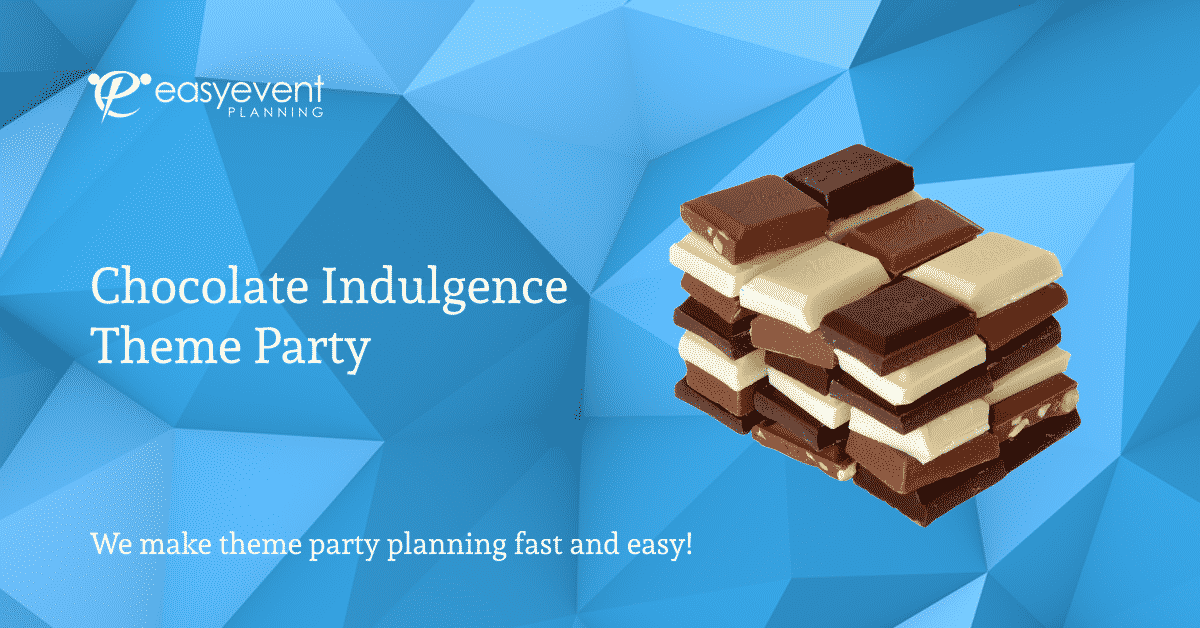 Chocolate Indulgence Theme Party