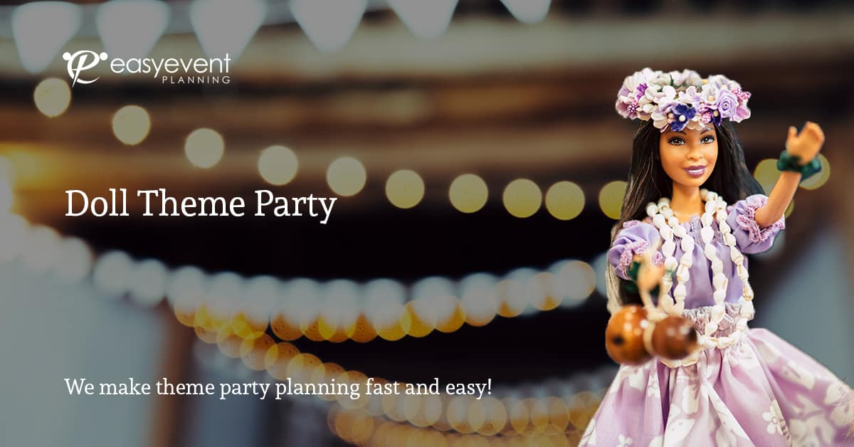 Doll Theme Party