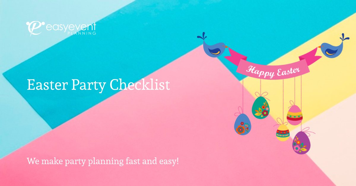 Easter-Party-Checklist
