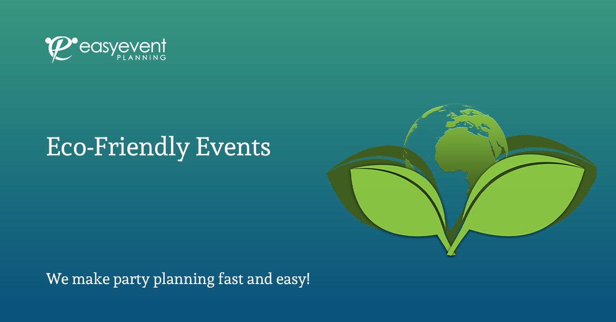 Eco-Friendly Events