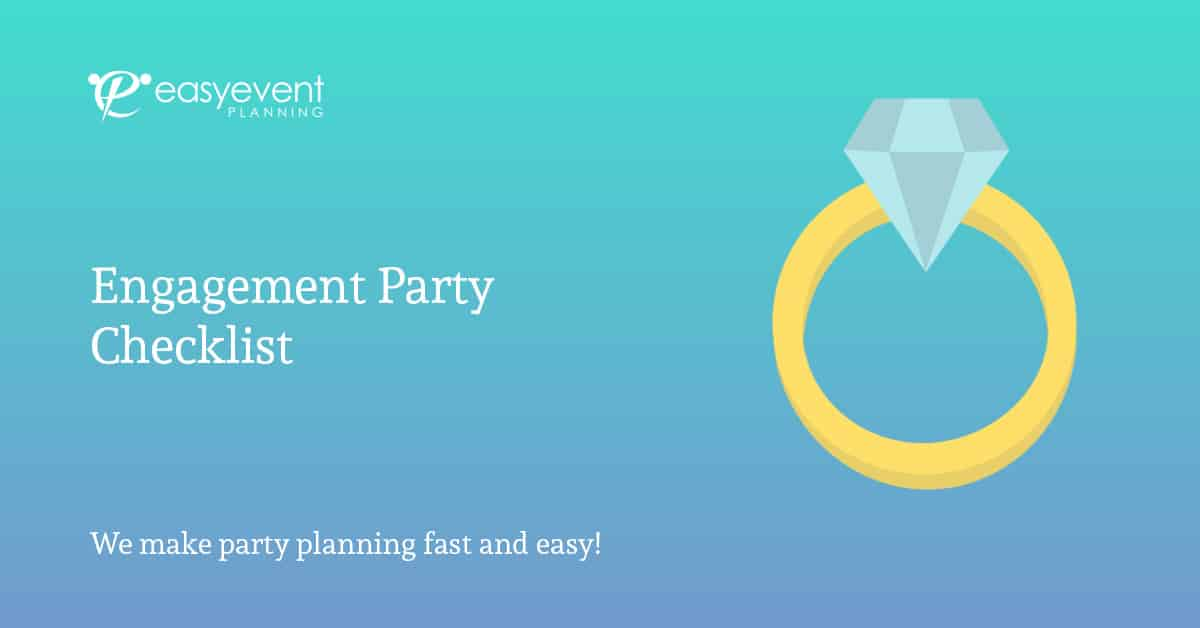 Engagement Party Checklist