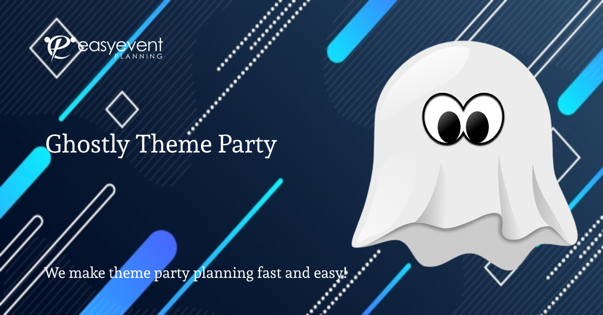 Ghostly Theme Party