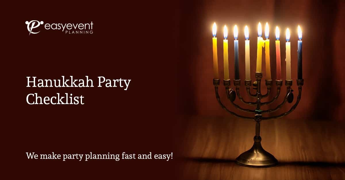 Hanukkah-Party-Checklist