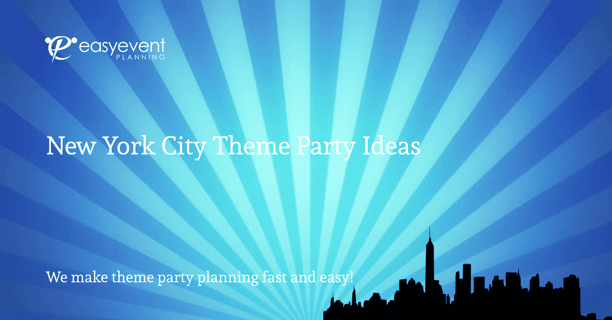 New-York-City-Theme-Party-Ideas