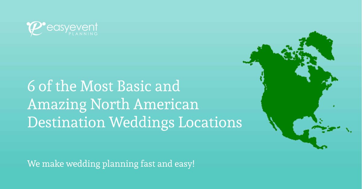 North American Destination Weddings