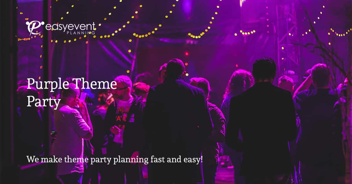 Purple-Theme-Party