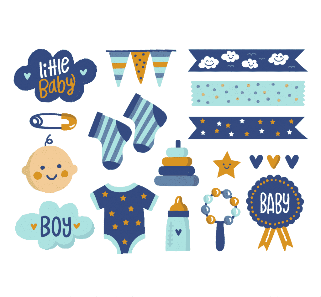 Baby Shower Games: Getting Active