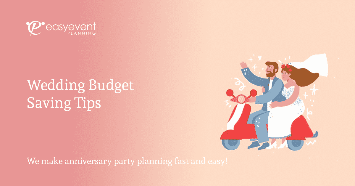Wedding Budget Saving Tips