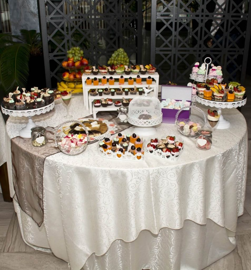 Wedding Dessert Table: Tips and Ideas