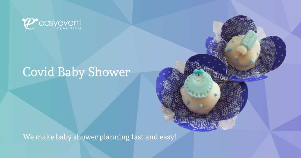 COVID baby shower