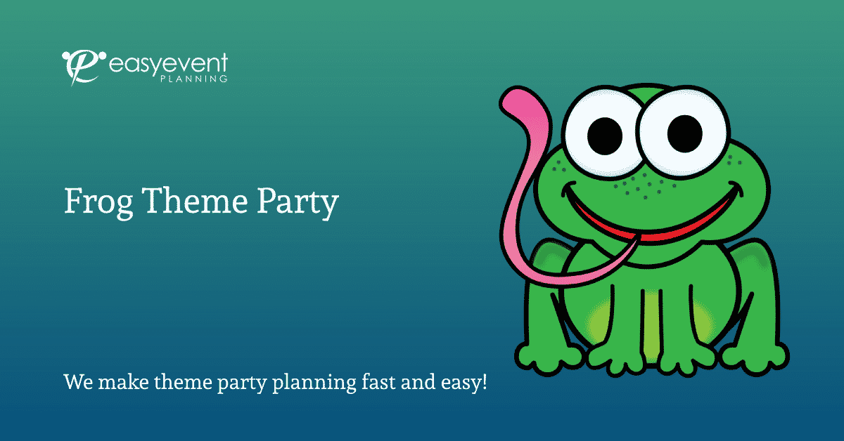 Frog Theme Party