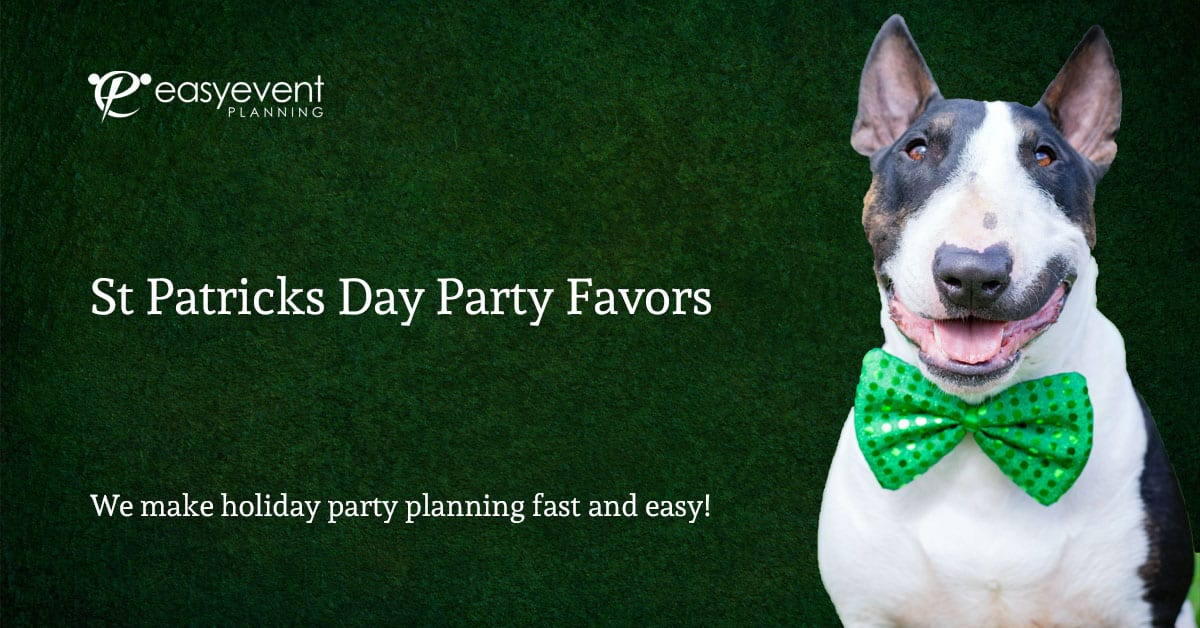 St Patricks Day Party Favors
