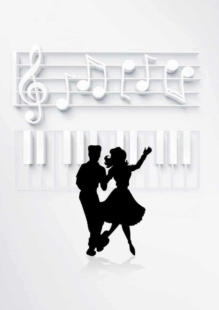 Music Theme Party Invitations