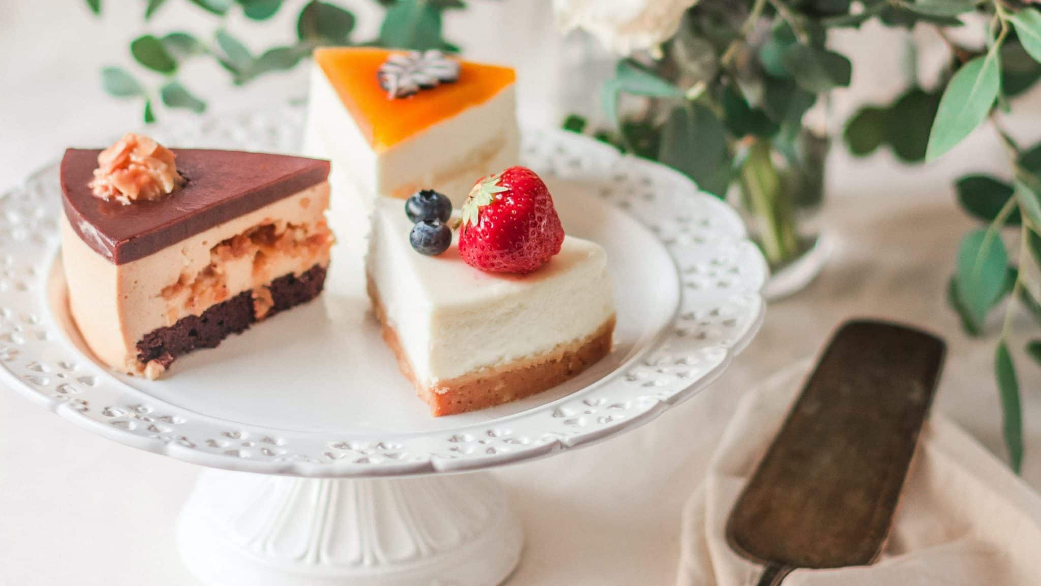 Things to Consider for Your Wedding Dessert Table