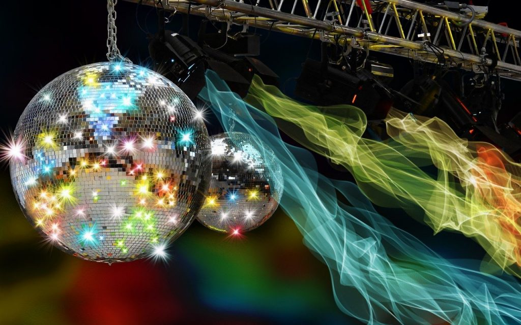 Disco Inferno Party Decorations