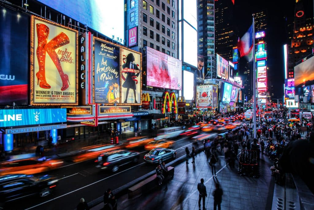 New York City Themed Party: Broadway Style