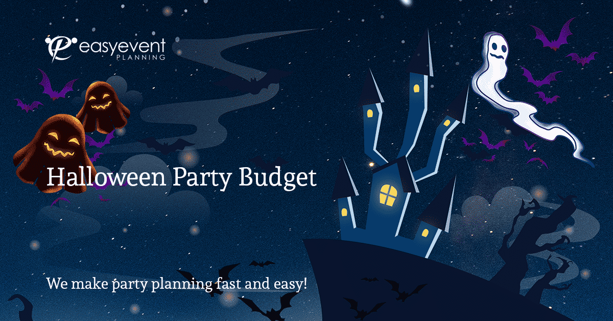Halloween Party Budget Worksheet