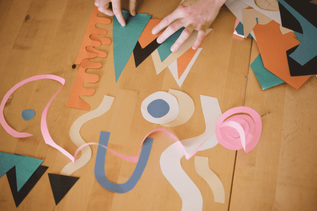 Paper Theme Party Activities