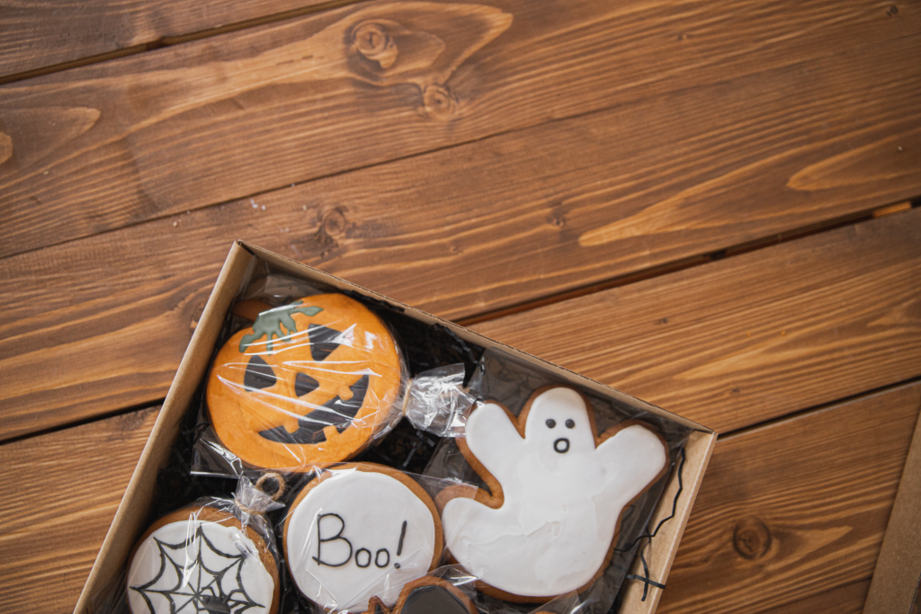 Ghostly Theme Party Favors
