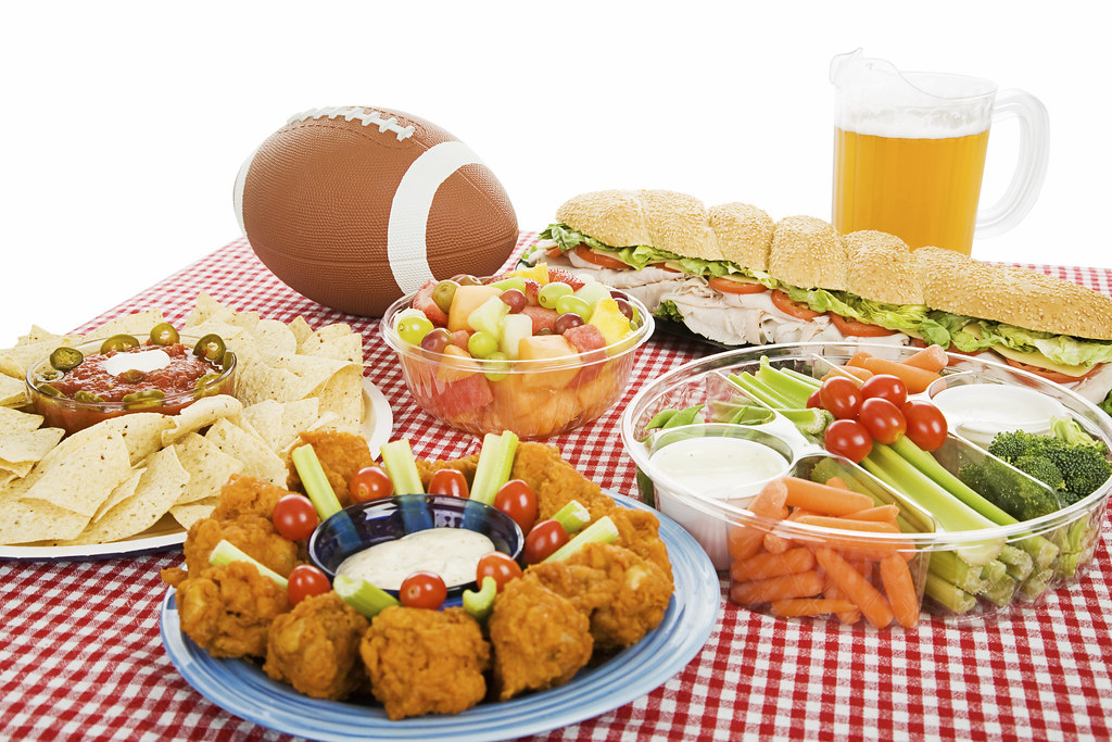Easy Superbowl Party Budget Worksheet