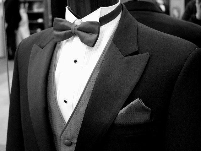 Wedding Attire: Formal