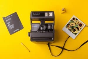 18th birthday party ideas: photo booth