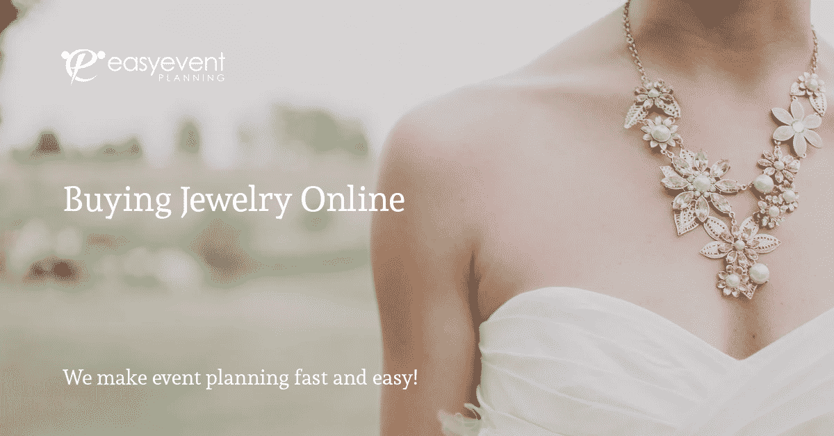 Buying Jewelry Online