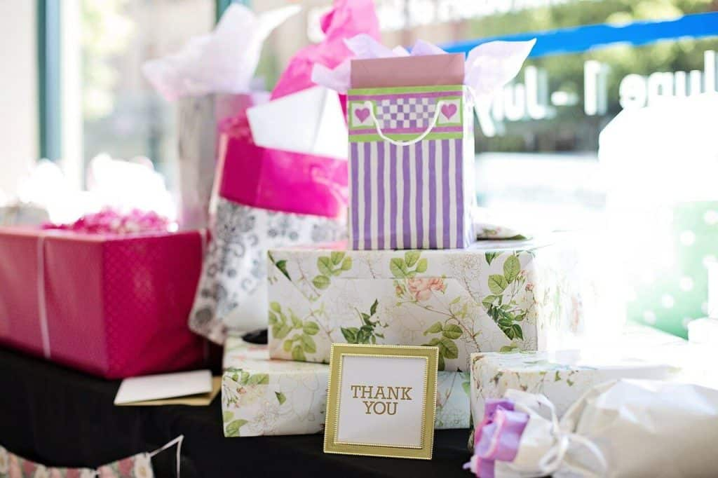 Other Fun Bridal Shower Hostess Gifts