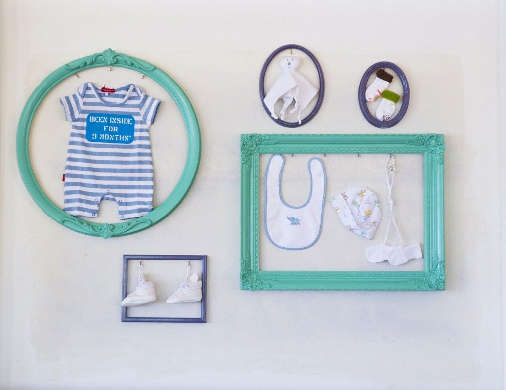 Rustic Baby Shower Gifts