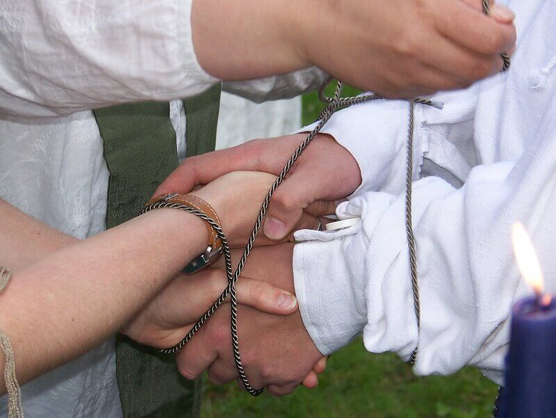 Types of Handfasting Knots