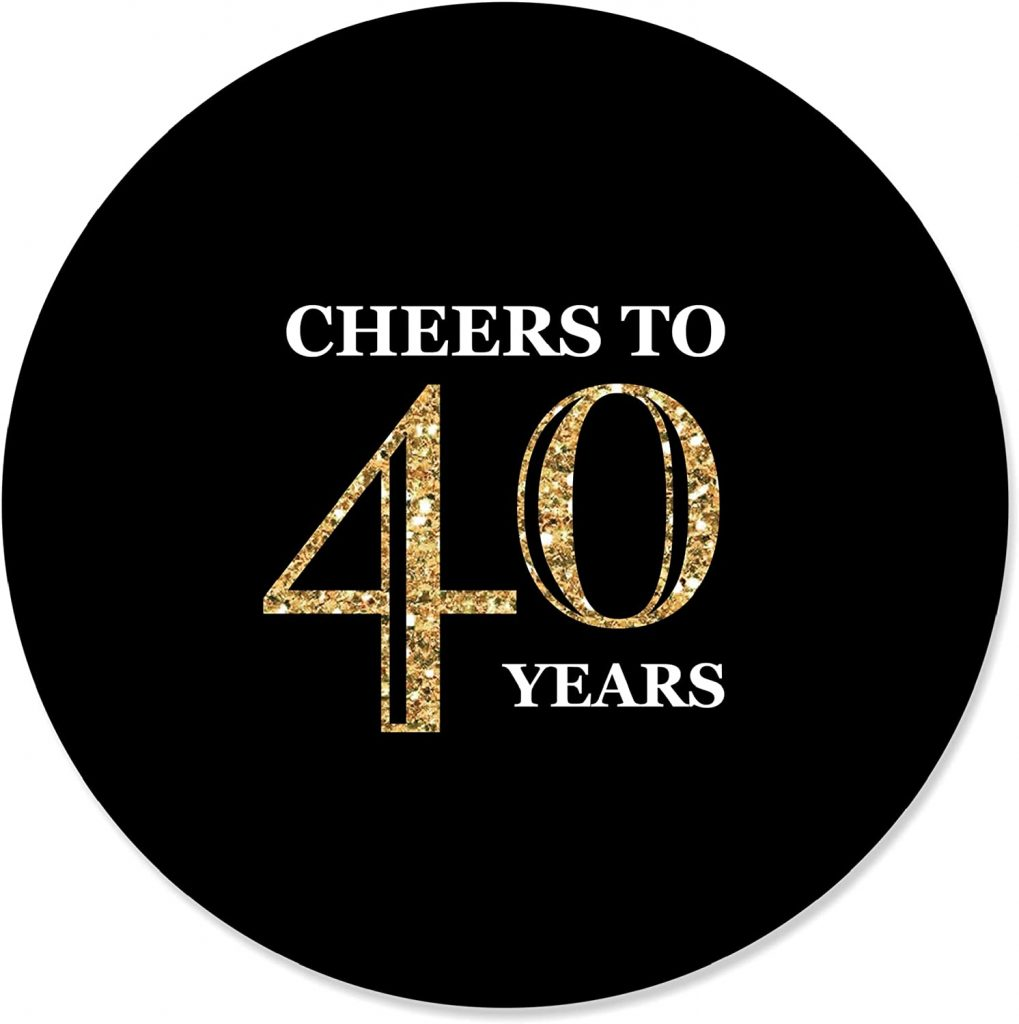 40th Birthday Party Ideas: You're 40! Party Themes