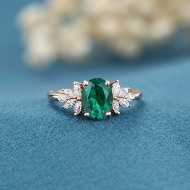 Meaning and Significance of Emerald Engagement Rings