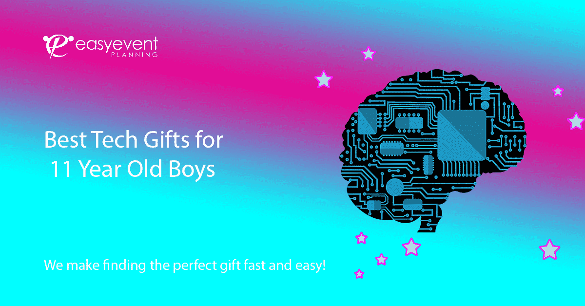 Best Tech Gifts for 11 Year Old Boys