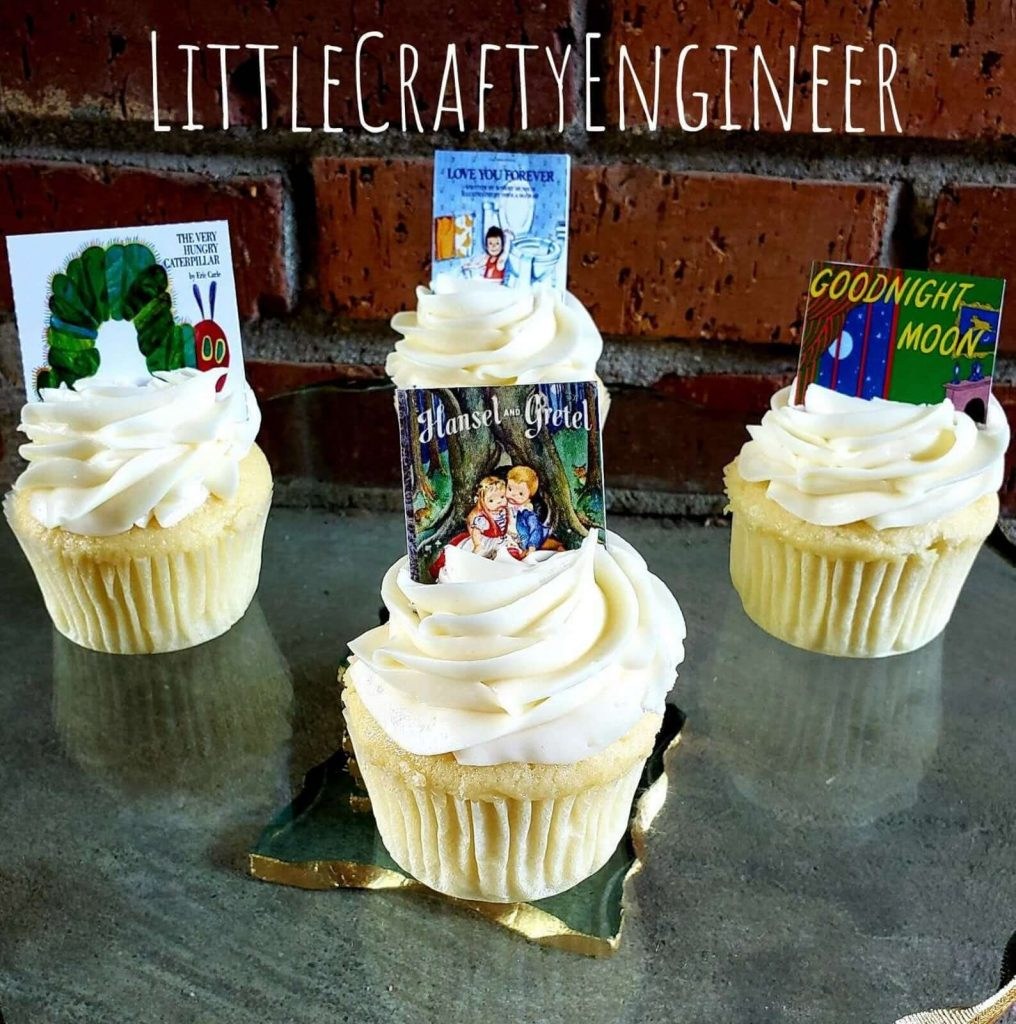 book-themed-baby-shower-party-supplies-cupcake-toppers