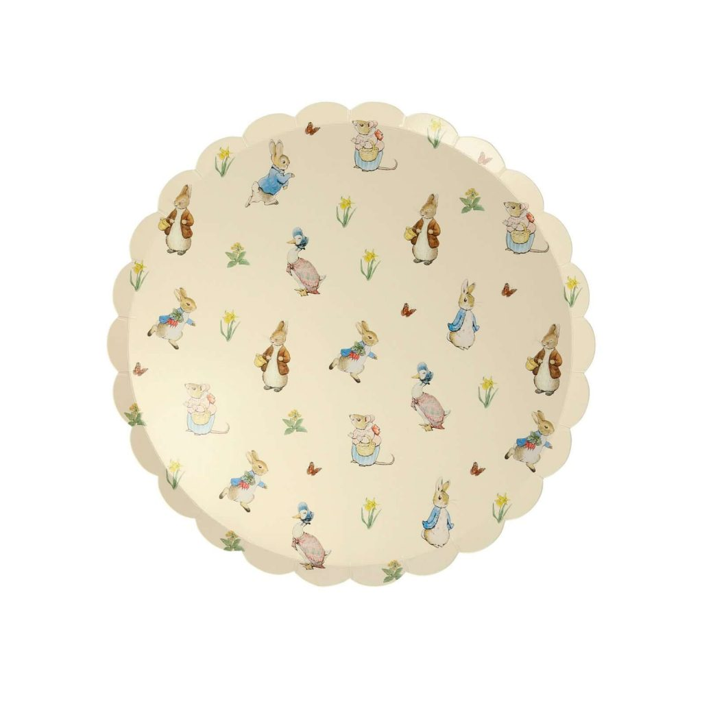 book-themed-baby-shower-party-supplies-peter-rabbit-plates