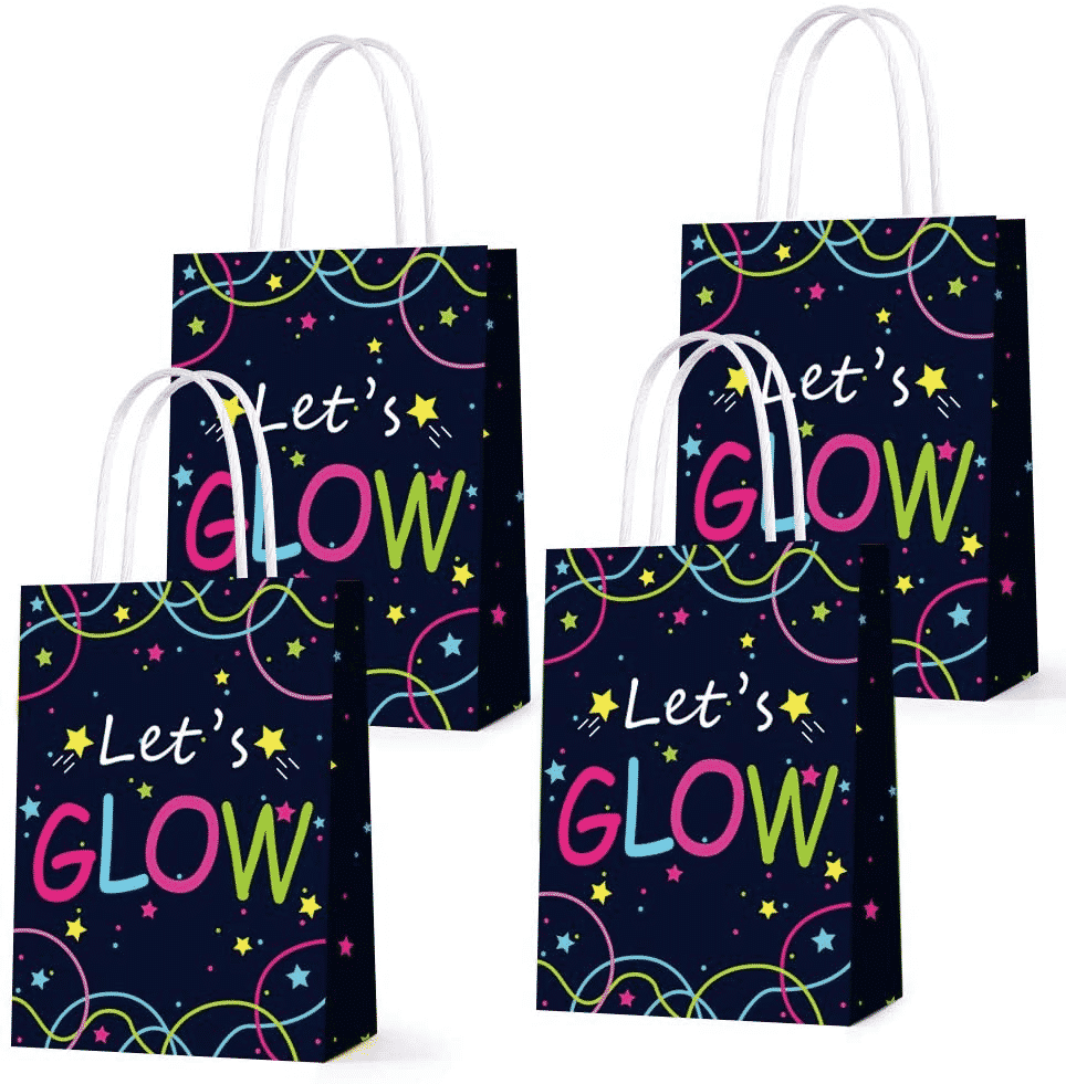 Glow in the Dark Theme Party Favors