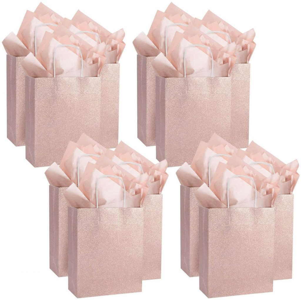 pink-and-gold-bridal-shower-favors